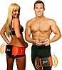 Пояс для похудения + электростимуляция Gym form Dual Shaper Джим Форм Дуал Шейпер!Опт, фото 4