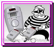 Сенсорная сигнализация с датчиком движения Alarm!Опт, фото 3