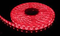 Лента светодиодная красная LED 3528 Red 60RW - 5 метров в силиконе!Опт