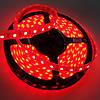 Лента красная светодиодная 300 SMD5050 Red - 5 метров в Силиконе!Опт, фото 3