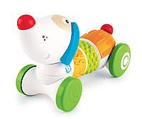 """Интерактивная развивающая игрушка """"Подвижный щенок"""" Sensory, Bkids"""