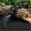 Нож Csgo cs go Керамбит коготь черной ночи обороны. Нож боевой.!Опт, фото 4