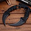 Нож Csgo cs go Керамбит коготь черной ночи обороны. Нож боевой.!Опт, фото 6