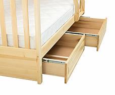 Двухъярусная кровать детская Виолетта 1, фото 2