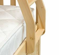 Двухъярусная кровать детская Виолетта 1, фото 3