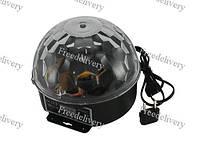 Лазерный проектор, диско шар, RGB цветомузыка, DMX512, 18Вт