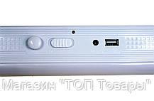 Фонарь-лампа аккумуляторный GD-1040!Опт, фото 3