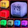 Настольные Часы CX 508 хамелеон светящиеся !Опт, фото 3