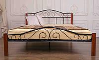 Кровать Элис Люкс Вуд 1200х2000/1900