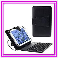 Чехол для планшета + KEYBOARD 9.7 black micro!Опт