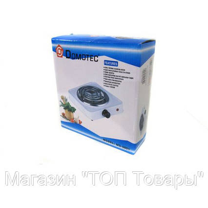 Электроплита Domotec MS 5801!Опт, фото 2