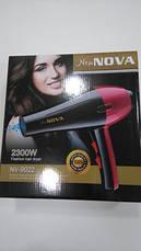 Фен для волос Nova NV 9022 2300W!Опт, фото 3