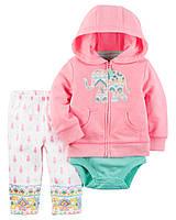 Комплект для девочки Carters Слоненок Carters A40579