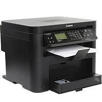 МФУ CANON MF232w лазерный Офисный копир сканер принтер С дисплеем монохромным Черно-белое копирование