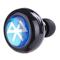 Bluetooth гарнитура в ухо Relaxed Safety НМ7000 черная автомобилистов в автомобиль связь конференция андроид