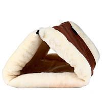 Лежак-кровать для кошки 2 in 1 Kitty Shack!Опт