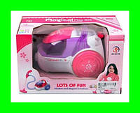 ПЫЛЕСОС для кукол игрушечный(5915)!Опт