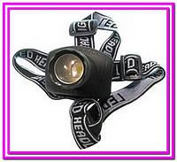 Фонарик налобный со светодиодами BL-6611 Bailong!Опт