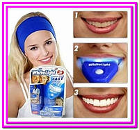 Отбеливание зубов отбеливатель White Light 3D!Купи сейчас