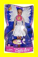 """Кукла светящаяся Defa Lucy """" Ангел"""" !Опт"""