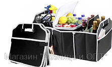 Органайзер в автомобиль Car Boot Organiser!Опт, фото 3