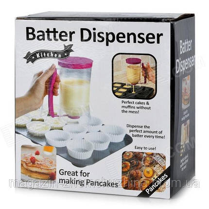 Диспенсер для жидкого теста Batter Dispenser!Опт, фото 2