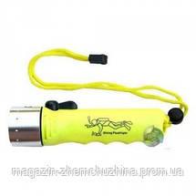 Светоидный подводный фонарик Bailong BL PF02!Опт, фото 2