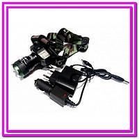 Налобный фонарь ультрафиолетовый Police BL 6903-2!Опт