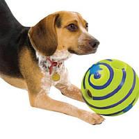 Игрушка для собак мяч хихикающий Wobble Wag Giggle!Опт