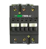 Магнитный пускатель  ПММ-4/63А/380 в оболочке с тепловым реле и кнопками