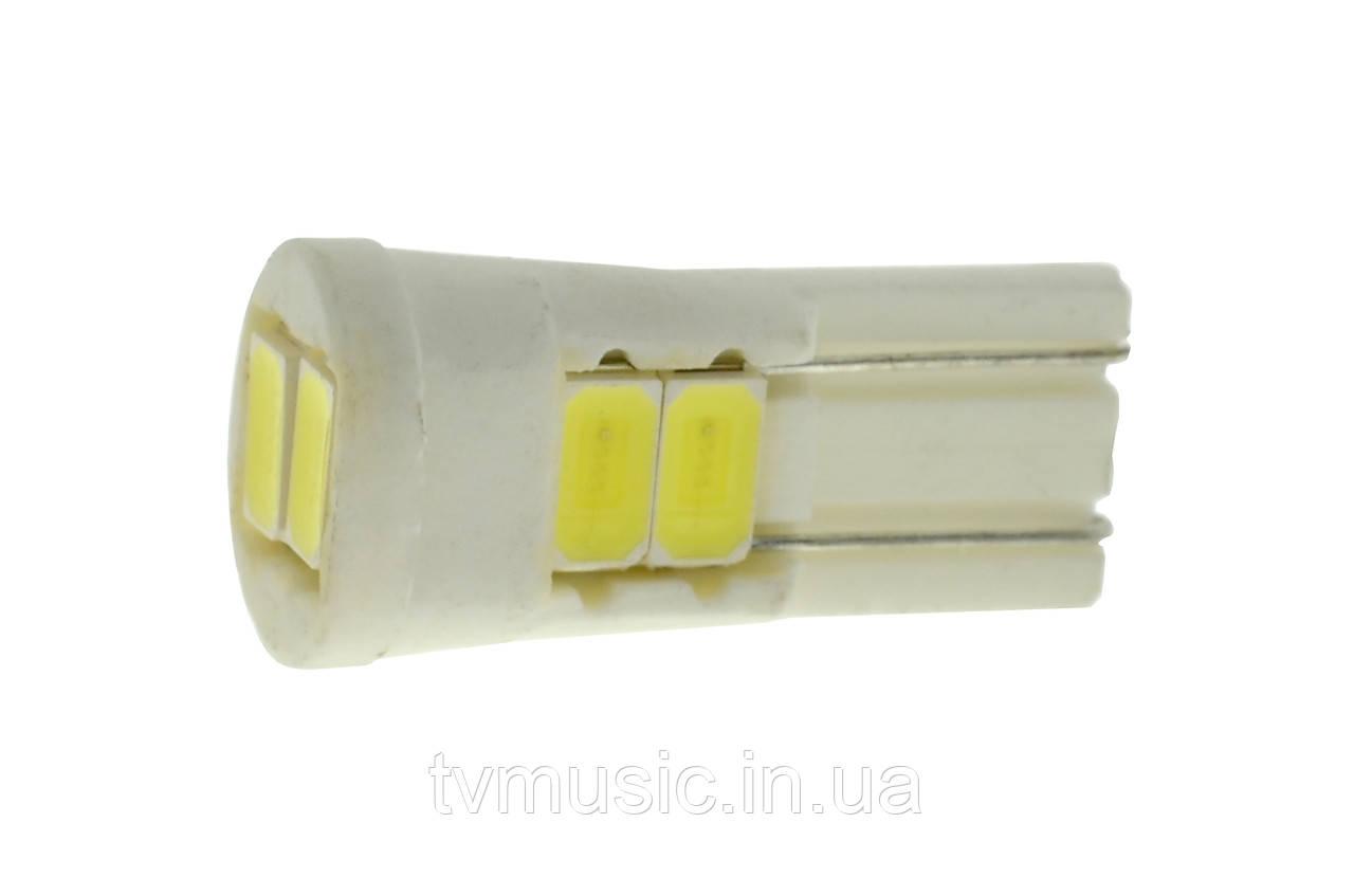 LED лампа Cyclon T10-041 CER 5730-6 12V MJ