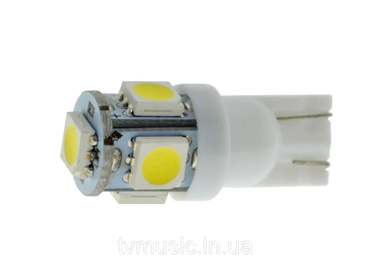 LED лампа Cyclon T10-038 5050-5 12V MJ