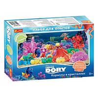 """Набор для опытов """"Кораллы в кристаллах. Рыбка Дори"""" Ranok Creative 12176006Р"""