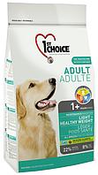 1st Choice Adult Dog Light с курицей, 6 кг