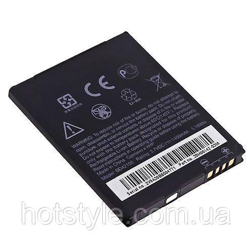 Батарея HTC BD42100 BTR6325B Merge ADR6325 ThunderBolt 6400 myTouch 4G