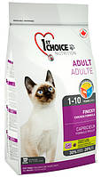 1st Choice Adult Cat Finicky с курицей, 2,72 кг