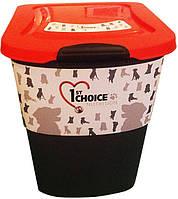 1st Choice фирменный контейнер для хранения корма, 1 шт