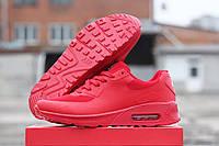 Кроссовки мужские Nike Air Max Hyperfuse красные