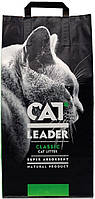 801298 Cat Leader наполнитель супер-впитывающий, 10 кг
