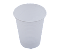 Стакан пластиковый  200 мл белый  термост.  1.90г  100 шт  BuroClean 1080012 (1080012 x 96612)