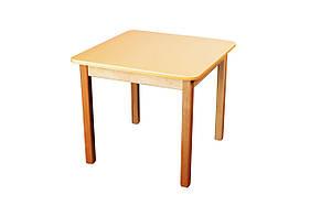 Стол деревянный цветной 021FP