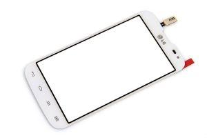 Тачскрин сенсор LG D285 Optimus L65 Dual Sim белый