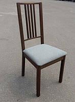 """Стул деревянный с мягким сиденьем """"Бук М"""""""