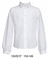 Школьная блузка Sly 134/S/17, цвет белый