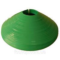 Фишка разметочная тренировочная FC 1 шт (цвета в ассортименте) FC-3636 Бирюзовый