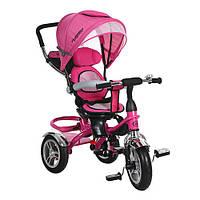 Велосипед детский трехколесный Turbo Trike M 3114-6A Pink (M 3114)