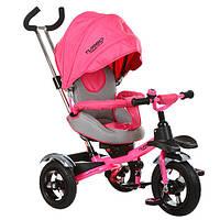 Велосипед Turbo Trike M 3193-3A Pink (M 3193)