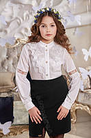 Школьная юбка Suzie Амели, цвет черный