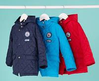 Демисезонная куртка для мальчика Lenne SAILOR 17220 цвет темно-синий. Весна 2017