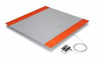 Весы электронные низкопрофильные обычного исполнения Техноваги ТВ4-15000-5-(2000х6000)-S-12е